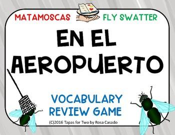 El aeropuerto ~ Un viaje en avión Vocabulario