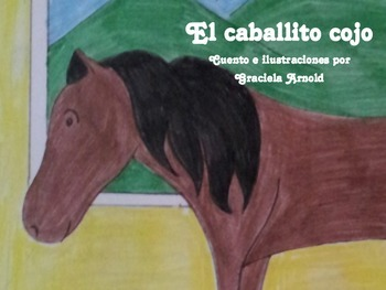 El caballito cojo - An illustrated story in Spanish - eboo