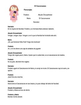 El cascanueces (The nutcracker)