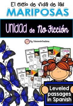 El ciclo de vida de las mariposas/ Butterfly Life Cycle in