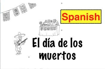 El día de los muertos: Animated Spanish Storytelling Video