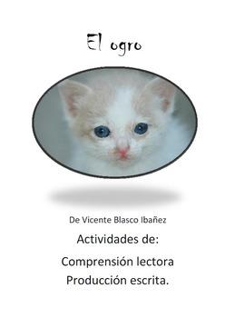 El ogro  de Blasco Ibañez Comprensión lectora y escritura