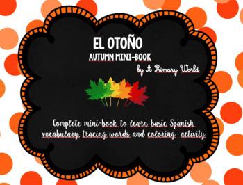 El otoño minibook - Fall