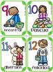 El que busca encuentra (La Pascua) Write the room in Spanish