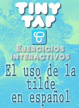 El uso de la tilde en español