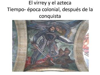 El virrey y el azteca