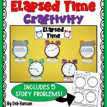 Elapsed Time Craftivity