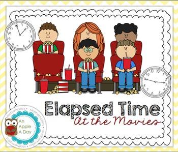 Elapsed Time File Folder Game