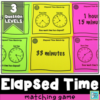 Elapsed Time Match-Up Cards