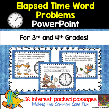Elapsed Time Power Point
