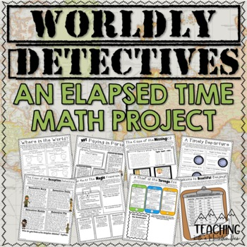 Elapsed Time Math Project