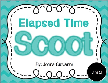 Elapsed Time Scoot: 3.MD.1
