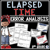 Elapsed Time Task Cards True or False? Prove It!