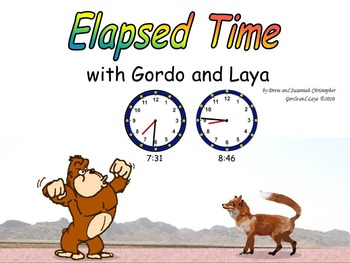 Elapsed Time with Gordo and Laya