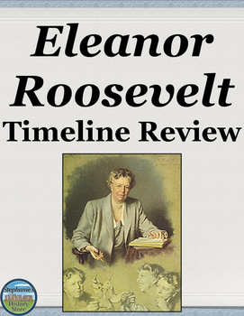 Eleanor Roosevelt Timeline Review