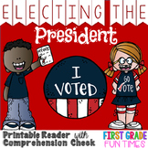 Election of  the President Differentiated Readers