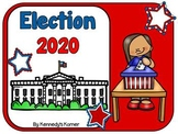 Election 2016 Extravaganza - Power Point with Activities Galore!