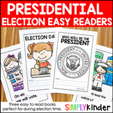 Election 2016 - Readers for Kindergarten, Preschool, and F