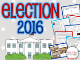 Presidential Election 2016 Unit - Print and Go