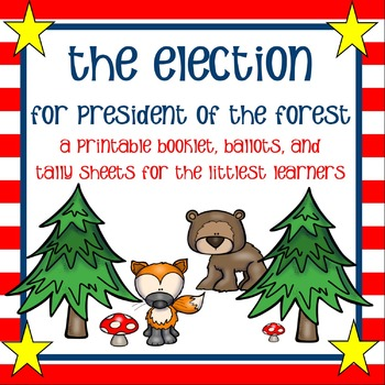 Election Booklet - President of the Forest