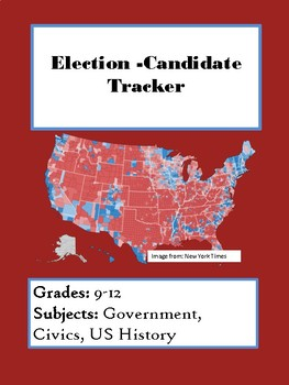 Election Candidate Tracker