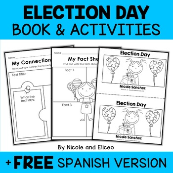 Election Day Book Activities