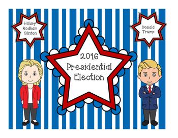 Election Day 2016 Clinton & Trump Bios  Comparison Essay W