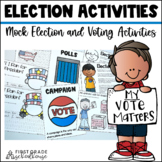 Election Day Activities – Voting, Presidential Election, M
