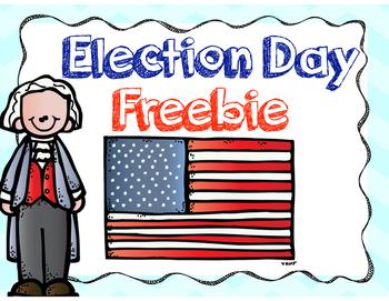 Election Day - FREEBIE!