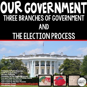 Election Day Process and Three Branches of Government:  Ou