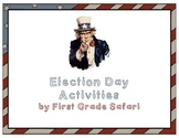Election Day Unit:  Duck for President, Movie Party Campai
