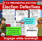 2016 President Election Activity