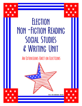 Election Differentiation Lesson Plans, Worksheets, Ticket