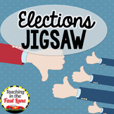 Election Jigsaw Activity