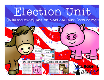Election Unit: An introductory unit on elections using far