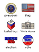 Election - Write the Room Writing Prompts {Print on Cardst