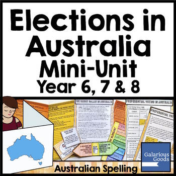 Elections in Australia (Democracy and Me)