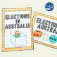 Elections in Australia: Poster Set (Democracy and Me)