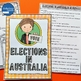 Elections in Australia - Word Wall (Democracy and Me)