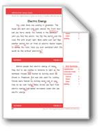 Electric Energy (Gr. 4/Week 14)