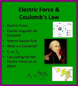 Electric Forces and Coulomb's Law - A Senior Physics Lesso