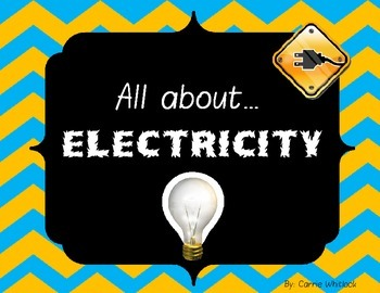 Electricity - All About Electricity Presentation, Assessme