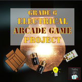 Electrical Arcade Game Project