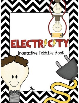 Electricity Interactive Folding Book