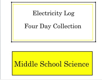 Electricity Log