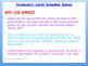 Electrostatics: Physics Vocabulary Scramble Game