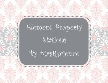 Element Properties Lab