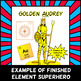 Element Superhero OR Villain Project - Periodic Table - Re