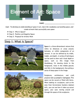 Element of Art: Space