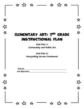 Elementary Art: 2nd Grade Instructional Plan of 2 Units